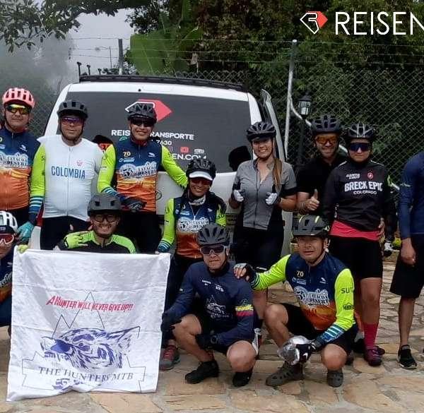 REISEN TRANSPORTE - MESITAS DEL COLEGIO