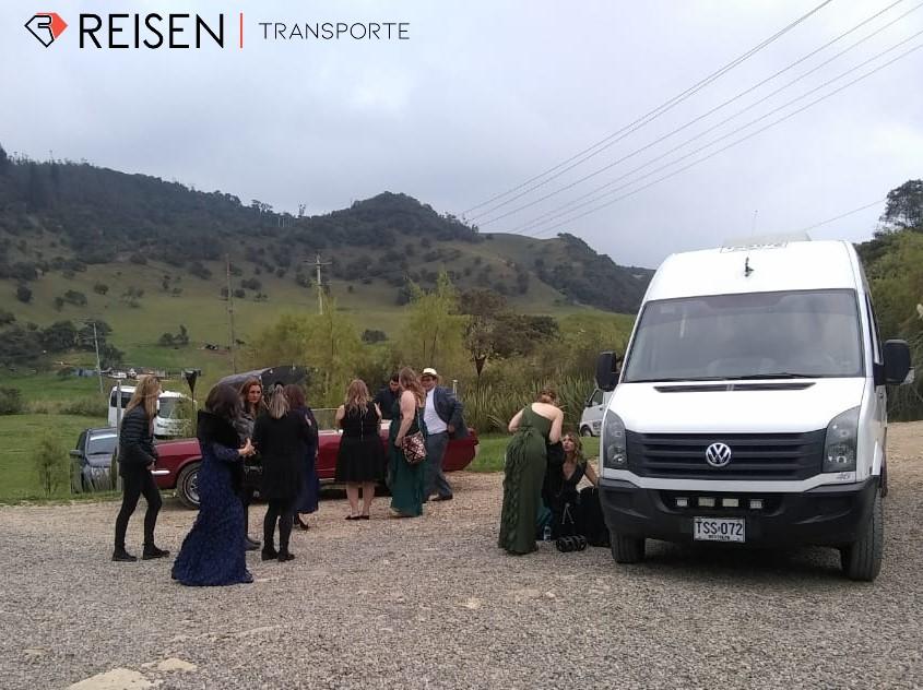 Transporte especializado para artistas y agrupaciones musicales